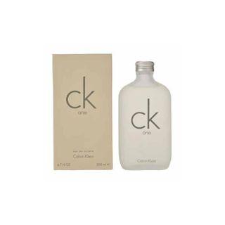 カルバン クライン カルバンクライン Calvin Klein シーケーワン CK ONE 200ml EDT SPの画像