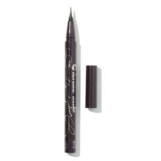 ヒロインメイク スムースリキッドアイライナー スーパーキープ 01   漆黒ブラック 0.4mlの画像
