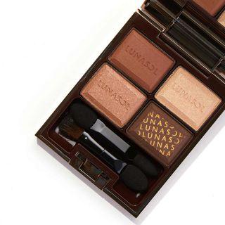ルナソル セレクション・ドゥ・ショコラアイズ 02 Chocolat Amer 5.5gの画像