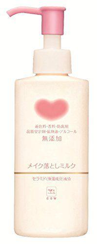 カウブランド 牛乳石鹸共進社 カウブランド 無添加メイク落としミルク ポンプ付 150ML の画像 0