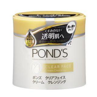 ポンズ ユニリーバ・ジャパンポンズ クリアフェイス クリームクレンジング270gの画像