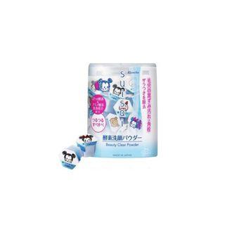 カネボウ suisai スイサイ ビューティクリア パウダーウォッシュ(0.4g×32個)