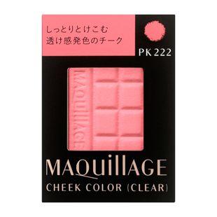 マキアージュ チークカラー (クリア) PK222 PK222 【レフィル】 4g の画像 0