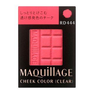 マキアージュ チークカラー (クリア) RD444 【レフィルのみ】 4gの画像
