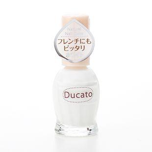 デュカート ナチュラルネイルカラーN 01 ホワイト 11ml の画像 0