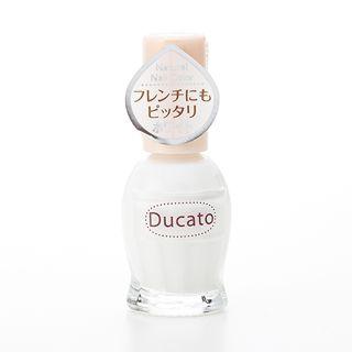 デュカート ナチュラルネイルカラーN 01 ホワイト 11mlの画像