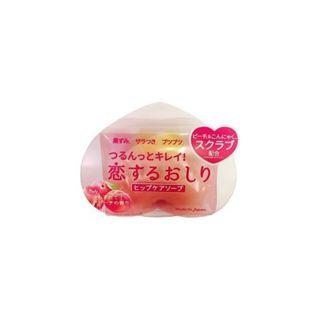 ペリカン石鹸 恋するおしり ヒップケアソープ 80gの画像