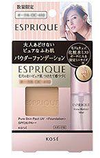 エスプリーク コーセー エスプリーク ピュアスキン パクト UV 限定キット2 OC-405の画像