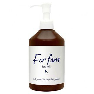 フォーファム For fam(フォーファム) ボディ ミルクの画像