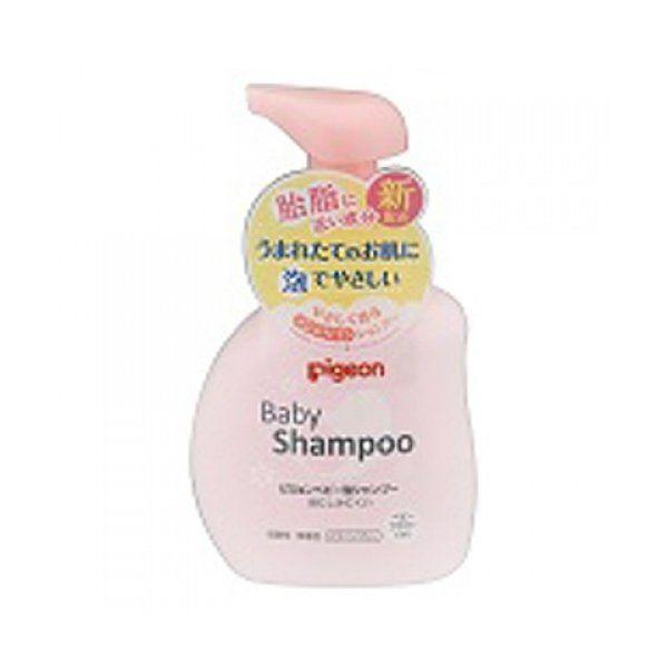 ピジョンのピジョン 泡シャンプー ベビーフラワーの香り 350mlに関する画像1