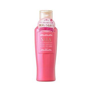 サラ カネボウ サラ モイスチャーボディミルク 200ml(サラ スウィートローズの香り)の画像