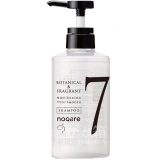 noQare ノカレ ボタニカル&フレグラント シャンプー400mlの画像
