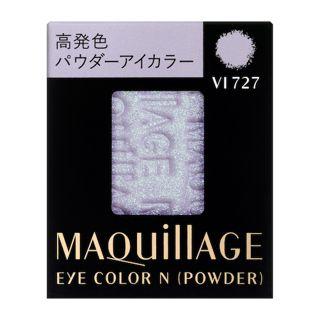 マキアージュ アイカラー N(パウダー) VI727 クリアカラー 【レフィル】 1.3gの画像
