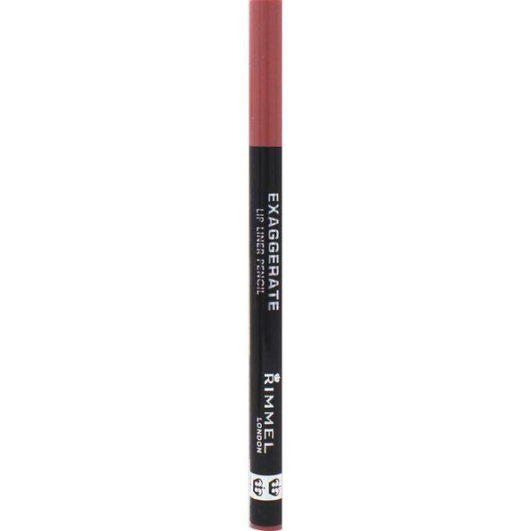 リンメルのエグザジェレート リップライナーペンシル 002 スウィートな印象に仕上げるベビーピンク 0.2gに関する画像1