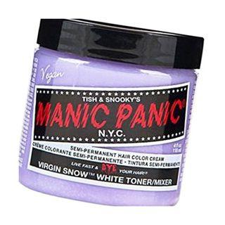マニックパニック マニックパニック ヘアカラー 118ml ヴァージンスノー Virgin Snow MC11033 マニパニ MANIC PANICの画像