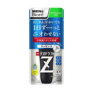 メンズビオレ メンズビオレ 薬用デオドラントZ エッセンス アクアシトラスの香り 40gの画像
