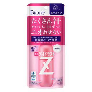 ビオレ ビオレ 薬用デオドラントZ ロールオン 無香性 40mlの画像