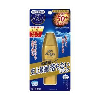 スキンアクア ロート製薬 スキンアクア スーパーモイスチャーミルク (SPF50 PA++++) 40mLの画像
