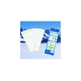 スバル産業 【不快な汗をブロック】 アセパットフレッシュ (キシリトール配合) 10枚入の画像