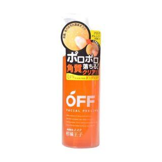 ローランド 柑橘王子 フェイシャルピーリングジェルN アロマオレンジの香り 200ml: コスメテックスローランドの画像