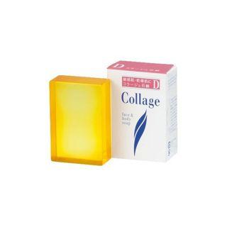 コラージュ 持田ヘルスケアコラージュD乾性肌用石鹸100gの画像