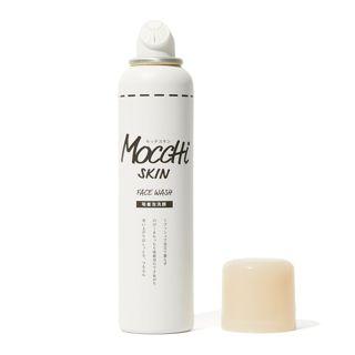 モッチスキン 吸着泡洗顔 しっとりタイプ 150gの画像