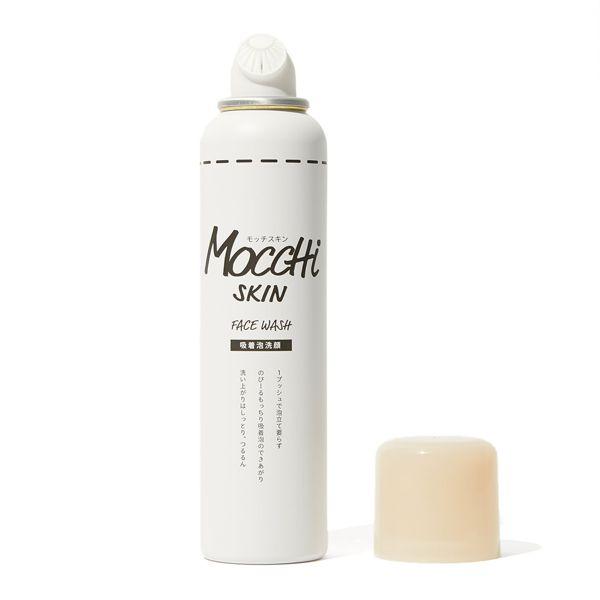 モッチスキンの吸着泡洗顔 しっとりタイプ 150gに関する画像1