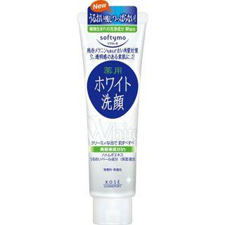 コーセー ソフティモ 薬用ホワイト洗顔フォーム 150gの画像