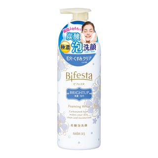 ビフェスタ 泡洗顔 ブライトアップ 180gの画像