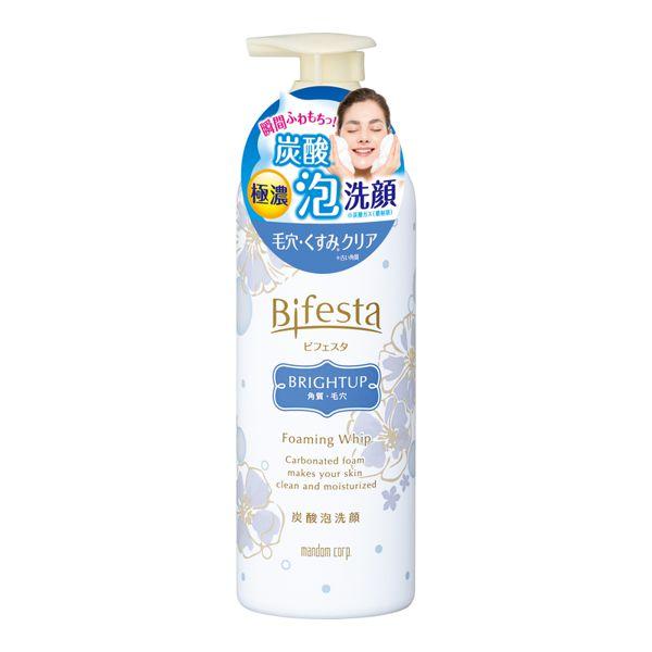 ビフェスタの泡洗顔 ブライトアップ 180gに関する画像1