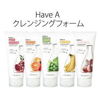 It's skin イッツスキン Have A クレンジングフォーム (洗顔料、150ml) 韓国コスメ