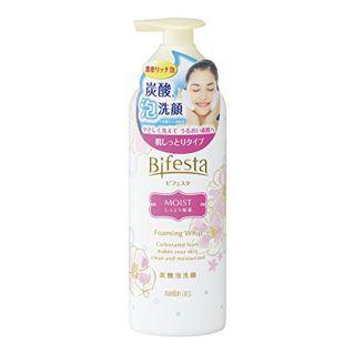 ビフェスタ マンダム ビフェスタ 泡洗顔 モイスト 180gの画像