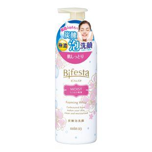 ビフェスタ 泡洗顔 モイスト 180g の画像 0