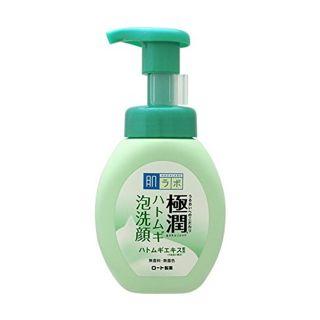 ロート製薬 ロート製薬肌ラボ 極潤ハトムギ泡洗顔160mLの画像