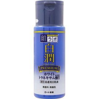 肌ラボ ロート製薬肌ラボ 白潤プレミアム 薬用浸透美白乳液140mL(医薬部外品)の画像