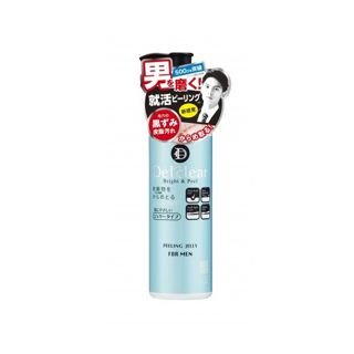 明色 桃谷順天館DETクリア ブライト&ピール ピーリングジェリー for MEN180mlの画像