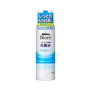 メンズビオレ メンズビオレ 浸透化粧水 ローションタイプ 180mlの画像