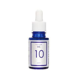 プラスキレイ ビタミンC 10% 美容液 プラスピュアVC10 10mL 3本セットの画像