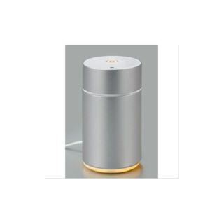 null エッセンシャルオイルディフューザー aromore mini(アロモアミニ)シルバーの画像