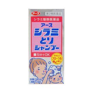 null 【第2類医薬品】アースシラミとりシャンプー 100mlの画像