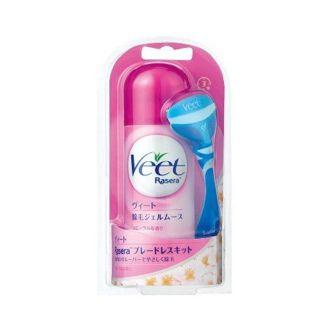 Veet ヴィートラゼラ ブレードレスキット (フローラルの香り) <医薬部外品> 145gの画像