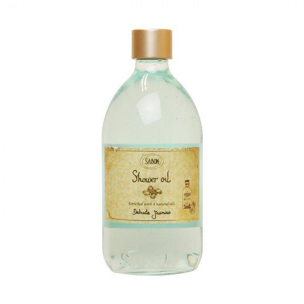 サボン シャワーオイル 500ml #Delicate Jasmine  ポンプなしのバリエーション9