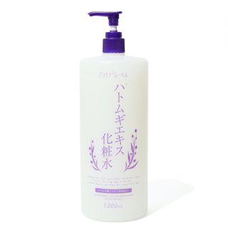 プラチナレーベル ハトムギ化粧水 1000mlの画像