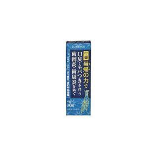サンスター 薬用塩ハミガキ すっきり・さわやか香味 85g