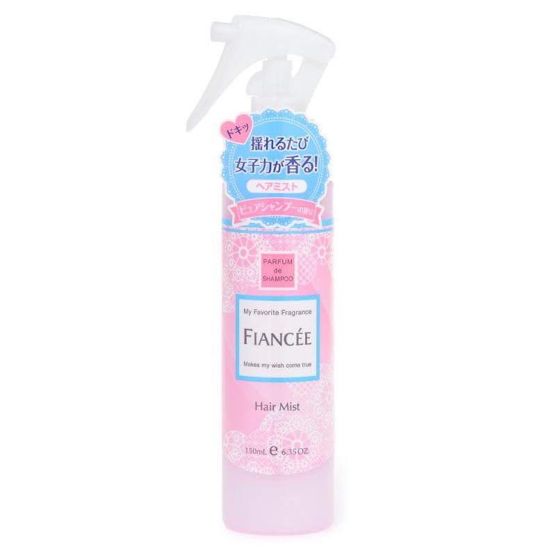 フィアンセ フレグランスヘアミスト ピュアシャンプーの香り 150mLのバリエーション1