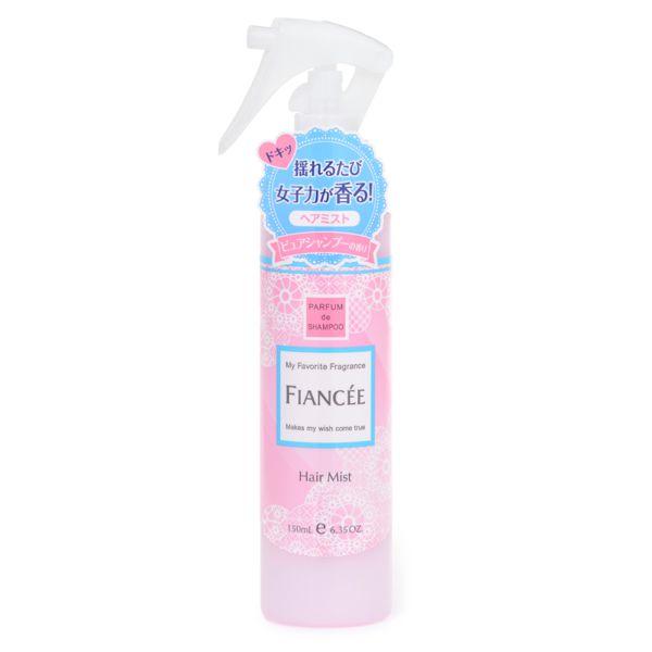 フィアンセのフレグランスヘアミスト ピュアシャンプーの香り 150mlに関する画像1