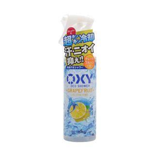 OXY オキシー 冷却デオシャワー グレープフルーツの香り ( 200mL )/ OXY(オキシー)の画像