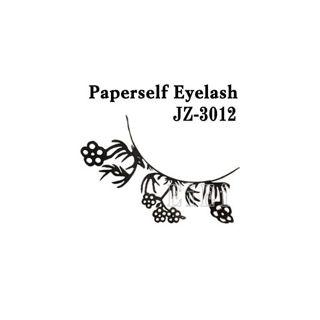 null アートペーパーラッシュ,つけまつげ,プロ用,紙のつけまつ毛,新感覚のアイラッシュ 牡鹿 JZ-3012の画像
