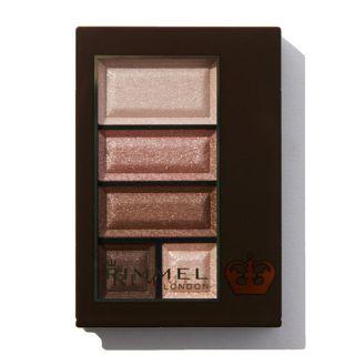 リンメル ショコラスウィート アイズ 015 とろけるような甘さの可愛らしい ストロベリーショコラ 4.5gの画像