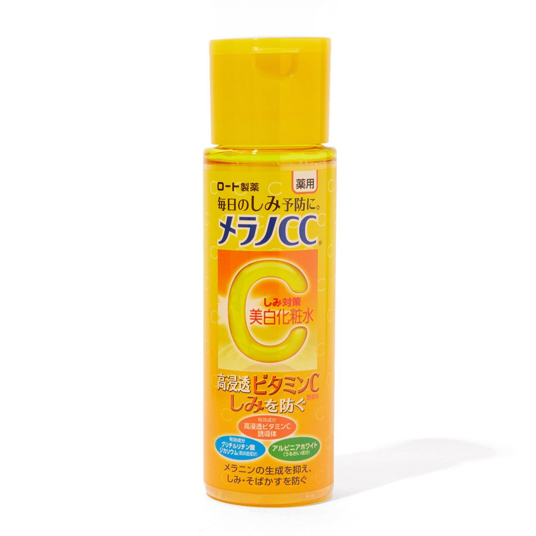 ロート製薬メラノCC 薬用しみ対策 美白化粧水170ml(医薬部外品)のバリエーション1